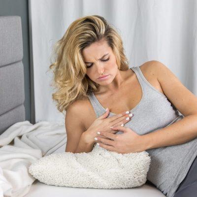 Brustschmerzen allgemein